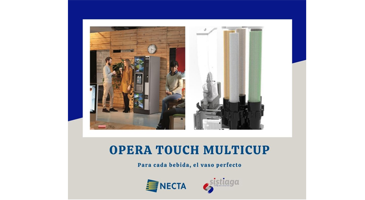OPERA TOUCH MULTICUP